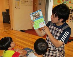 光の泉幼稚園(北海道札幌市清田区)先輩からの一言