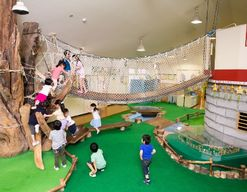 光の泉幼稚園(北海道札幌市清田区)の様子