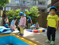 認定こども園月寒そらいろ保育園(仮称)(北海道札幌市豊平区)の様子
