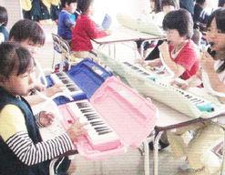 茨戸メリー幼稚園(北海道札幌市北区)の様子