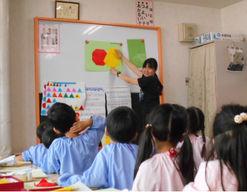 南郷札幌幼稚園(北海道札幌市白石区)の様子