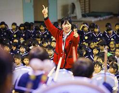 さとづか幼稚園(北海道札幌市清田区)の様子