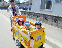バンビ保育園(北海道苫小牧市)の様子