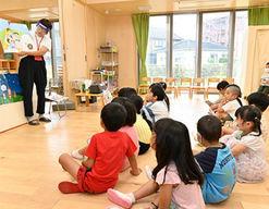 あづま幼稚園(茨城県取手市)の様子