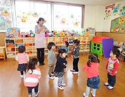 守谷ひばり幼稚園(茨城県守谷市)の様子