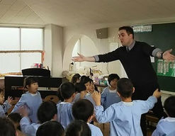 諏訪幼稚園(愛知県愛西市)の様子