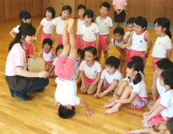 認定こども園 薬師寺幼稚園(栃木県下野市)の様子