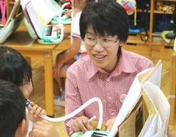 認定こども園 薬師寺幼稚園(栃木県下野市)先輩からの一言