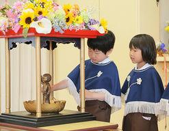 厚徳幼稚園(埼玉県さいたま市浦和区)の様子