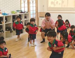 認定こども園桜美林幼稚園(埼玉県さいたま市緑区)の様子