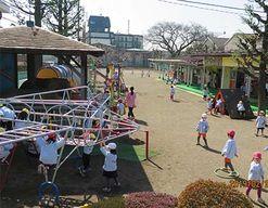 小平みどり幼稚園(東京都小平市)の様子