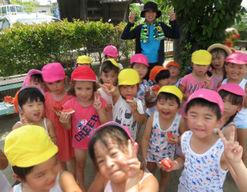 みひかり幼稚園(埼玉県八潮市)の様子