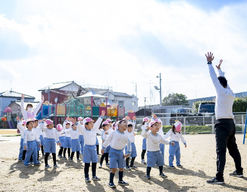 埼玉さくら幼稚園(埼玉県三郷市)の様子