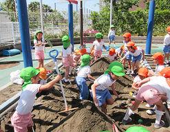 暁星国際学園新浦安幼稚園(千葉県浦安市)の様子