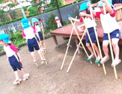 渋谷教育学園浦安幼稚園(千葉県浦安市)の様子