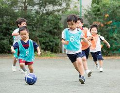 新渡戸文化子ども園・新渡戸文化アフタースクール(学童保育)(東京都中野区)の様子
