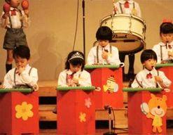 あかいとり幼稚園(東京都北区)の様子