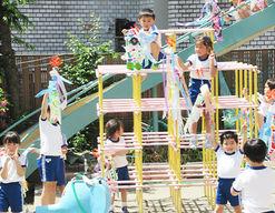 樫の木幼稚園(東京都北区)の様子