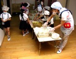 田端さくら幼稚園(東京都北区)の様子