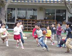 向南幼稚園(東京都練馬区)の様子