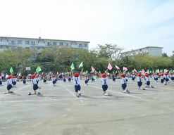 栗ノ沢幼稚園(東京都昭島市)の様子