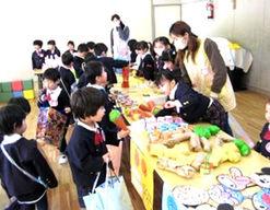 まとば幼稚園(宮城県大崎市)の様子