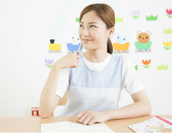東京女子学院幼稚園(東京都西東京市)先輩からの一言