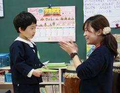 彩都敬愛幼稚園(大阪府茨木市)の様子
