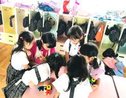 大和富士幼稚園・やまとふじこども園(東京都東大和市)の様子
