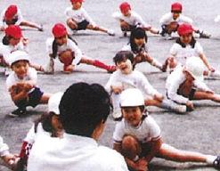 東京多摩幼稚園(東京都武蔵村山市)の様子