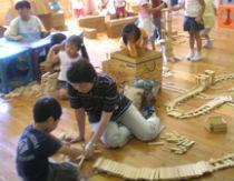 ひばりヶ丘幼稚園(東京都西東京市)の様子