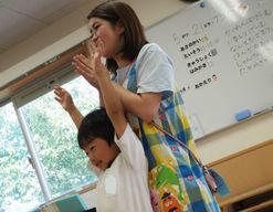 幸ヶ谷幼稚園(神奈川県横浜市神奈川区)の様子