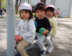 新町あいりす保育園(神奈川県横浜市神奈川区)の様子