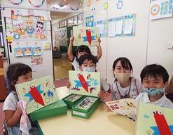 仲よし幼稚園(神奈川県横浜市保土ケ谷区)先輩からの一言