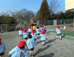 こゆるぎ幼稚園(神奈川県小田原市)の様子