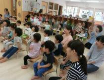 認定こども園 恵光学園第二幼稚園 恵光保育園(新潟県新潟市中央区)の様子