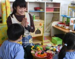 あけぼの幼稚園(富山県富山市)の様子