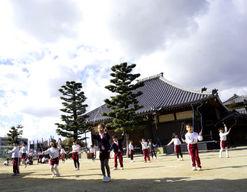 第1村雲幼稚園(愛知県名古屋市昭和区)の様子
