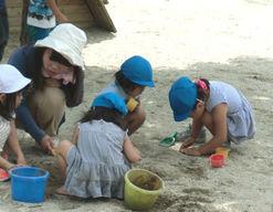 のぞみ幼稚園(愛知県名古屋市中川区)の様子