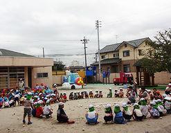 善東幼稚園(愛知県名古屋市南区)の様子