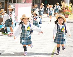 ひがしの幼稚園(愛知県春日井市)の様子