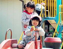 豊川東幼稚園(愛知県豊川市)の様子