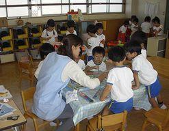 まふみ幼稚園(愛知県豊田市)の様子