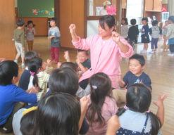 美山幼稚園(愛知県豊田市)先輩からの一言