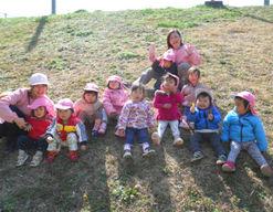 美山幼稚園(愛知県豊田市)の様子