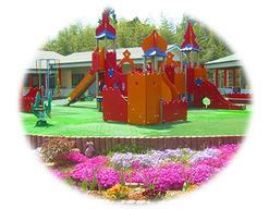 コスモス幼稚園(三重県桑名市)の様子