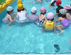舞子幼稚園(兵庫県神戸市垂水区)の様子