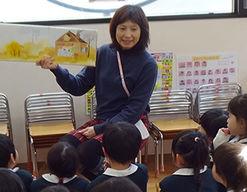 段上幼稚園(兵庫県西宮市)先輩からの一言