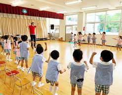 平野幼稚園(兵庫県川西市)の様子