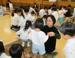 天使幼稚園(広島県福山市)の様子